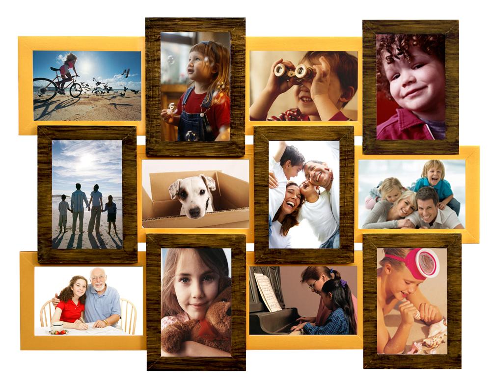 рамки для нескольких фотографий: