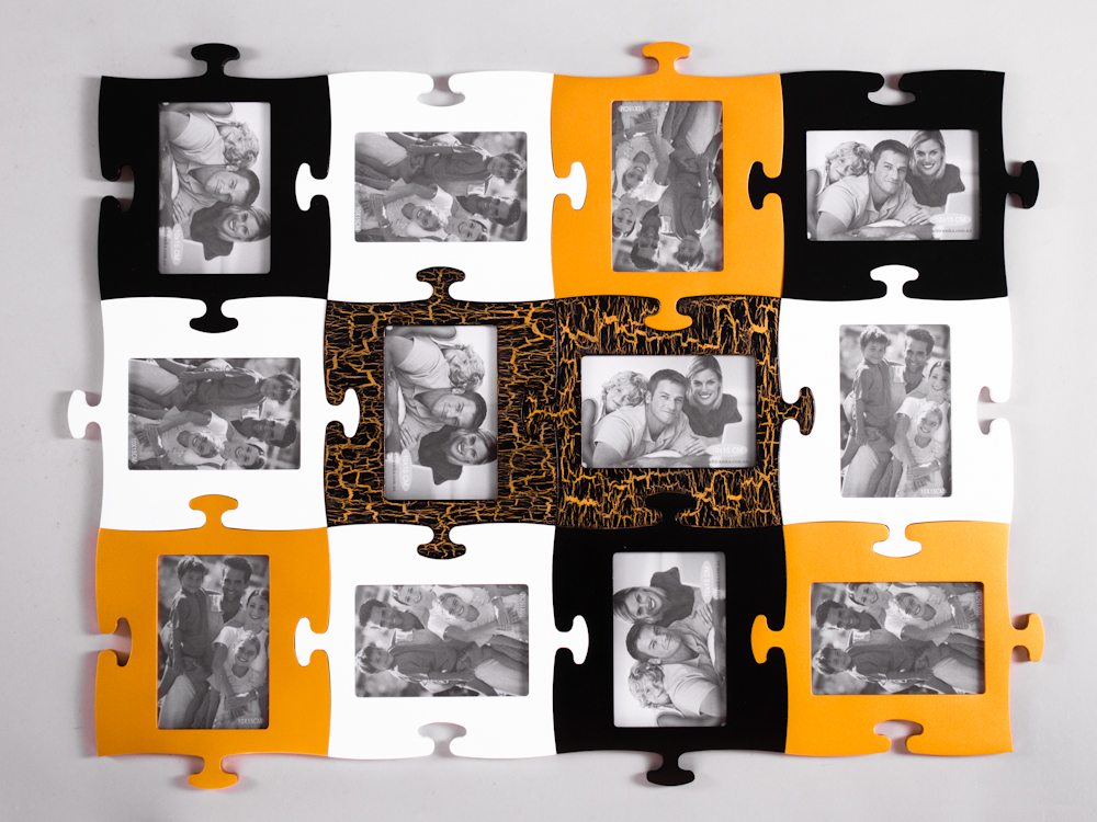 Фотоколлаж из рамок своими руками