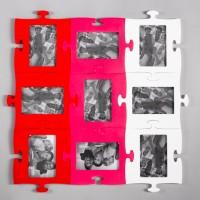 Плавний перехід від червоного через рожевий до білого - фоторамка - Ужгород, Тячів, Мукачеве, Виноградів, Чоп та Хуст
