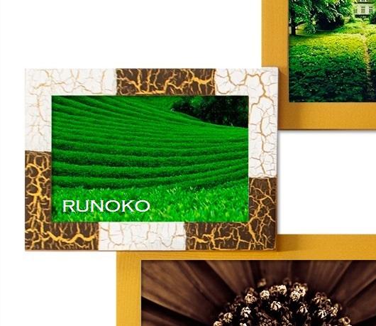 Руноко Клеопатра дизайн цветовая схема