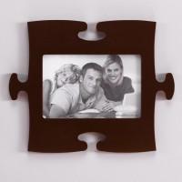 Фотопазл в стилі Венге під колір меблів