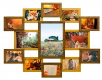 custom-made photo frames for house interior