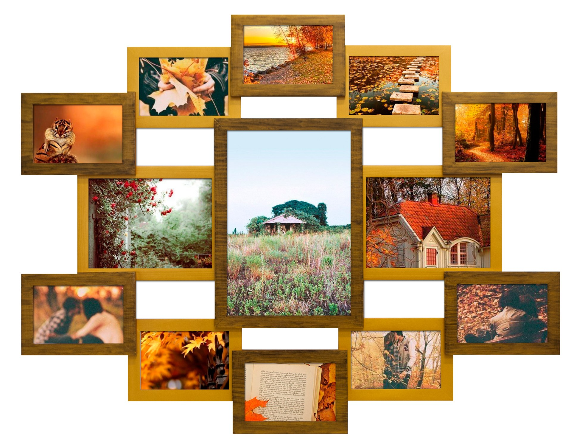 Hand Made Collage Photo Frames Offer From Manufacturer
