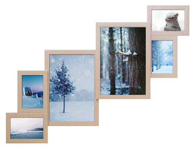 Велика рамка на фото настінна - прикраса оселі