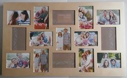 Фото-коллаж деревянный цена