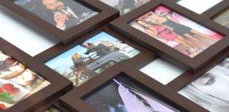Збільшене зображення коричневої мультирамки Руноко