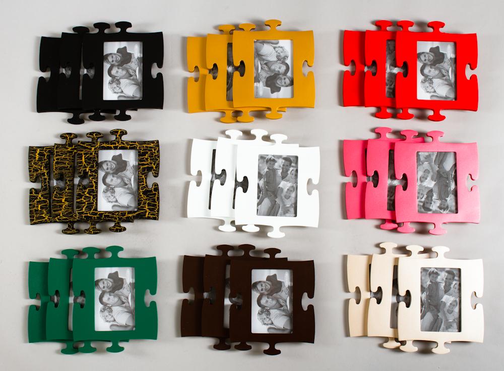 Сохраните Ваши лучшие воспоминания в разноцветных фоторамках
