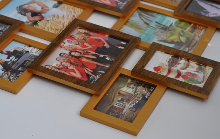 Двойное золото - цветовая схема от Руноко