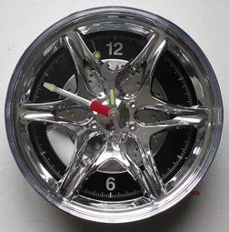 Часы черные подарок для автолюбителя Киев