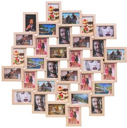 Купить настенную мульти-фоторамку большую на много фотографий Одесса