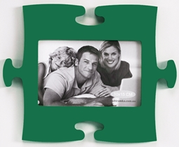 рамка-пазл настінна для створення великих фотоколлажів на багато фотографій гуртом