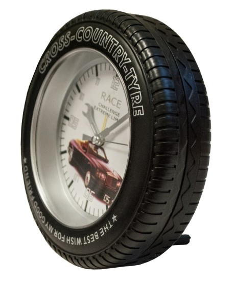Часы шина настольные для автолюбителей Киев