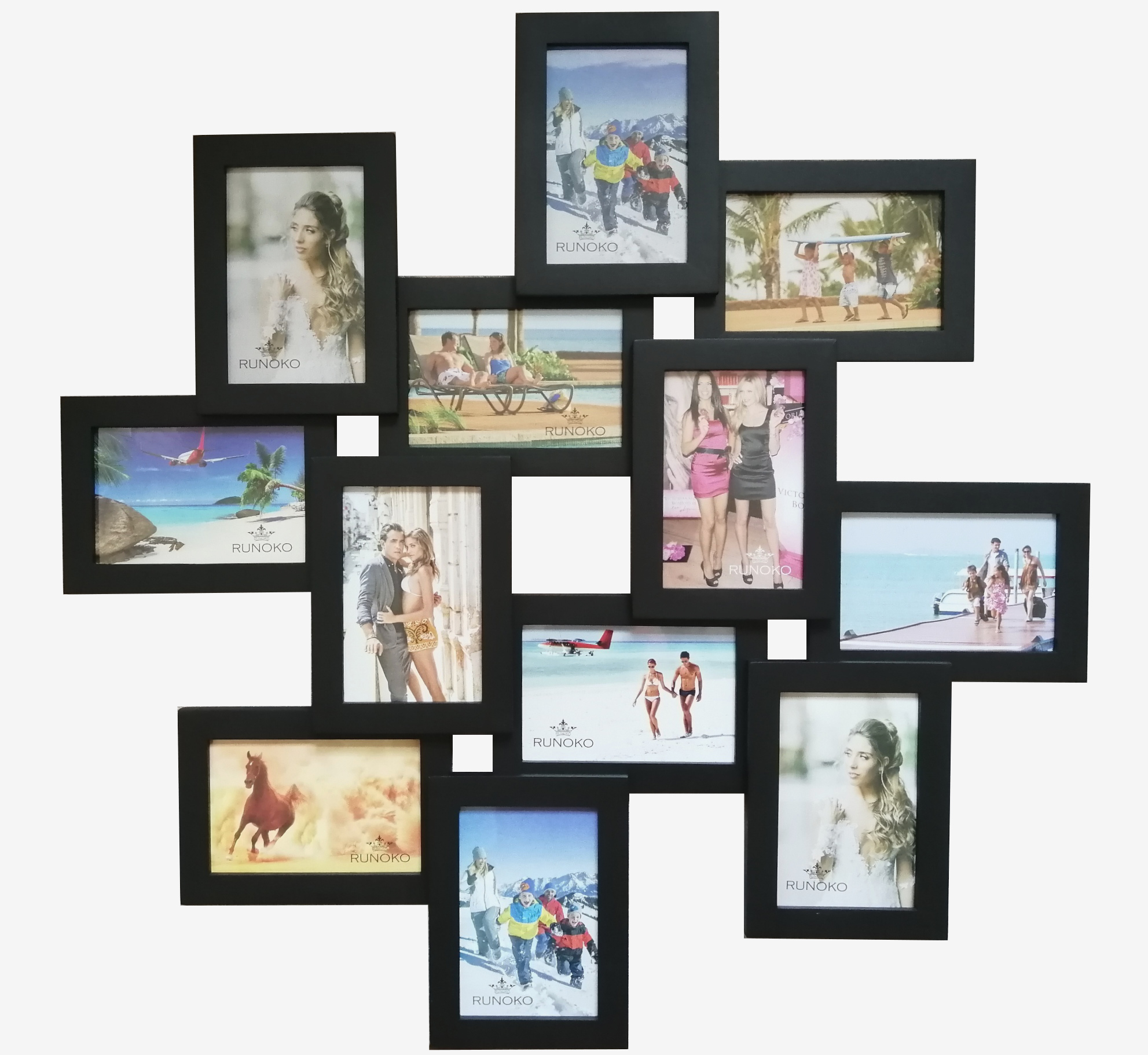 producer of photo frames - hand made collage frames from Ukraine